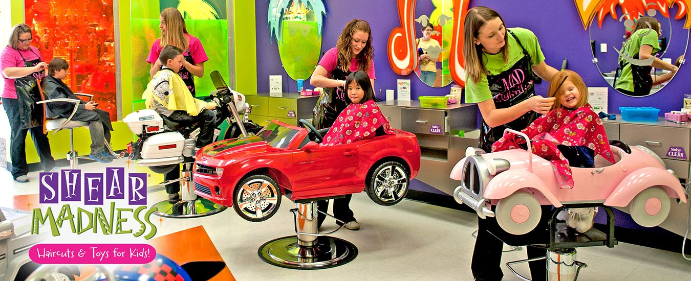 Kids Haircuts!